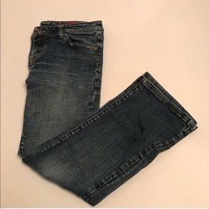 Seven7 Classic Flare Jeans Sz 29